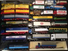 Wiking/EFSI/Herpa/and others H0 - Lorries and buses