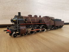 Märklin H0 - 3111 - Steam locomotive with tender Type 59 of the NMBS