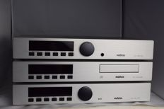 Revox S22 CD player - S25 amplifier - S26 Radio