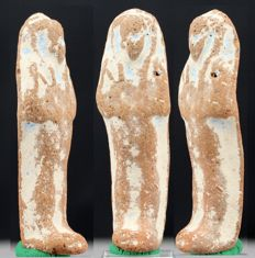 Egyptian clay Shabti  - ca. 5,0 cm c. 1,97 inches