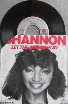 Let the Music Play Soul and Disco 100 Singles 45 Rpm with Bohannon - The Richie Family - James brown - Eartha Kitt - Gibson Brothers - Commodores and many more.