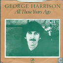 Vinyl records and CDs - Harrison, George - All Those Years Ago