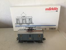 Märklin H0 - 34831 - Electric motor car of the local railway AG Munich