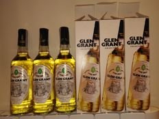 3 bottles - Glen Grant 1987 - 5 years old
