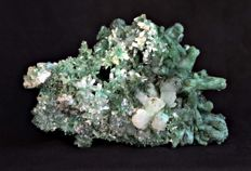 Rare Green Stilbite With Celadonite inclusions - 13.5 X 9 cms - 290gm