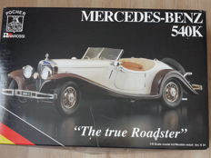 "Pocher-kit - Scale 1/18 - Mercedes-Benz 540K ""The True Roadster"""