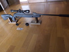 Gamo SOCOM TACTICAL Air Rifle 5,5 (.22)