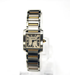 Cartier Tank Francaise - Ladies