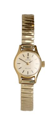 Omega de Ville – Ladies' wristwatch