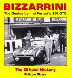 LIVRE Bizzarrini Iso Rivolta second Book  by Philippe Olczyk