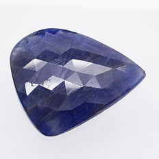 Zafiro Azul - 29.02 ct. - No Reserve Price.