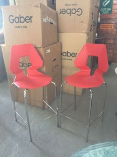 Delineo Design for Gaber - 2 x 'Prodige' chairs