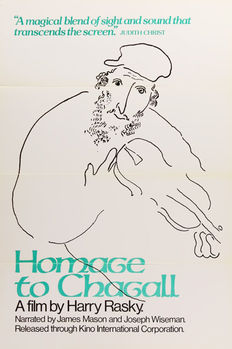 Marc Chagall (after) - Homage to Chagall (Harry Rasky) - 1977
