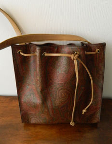 Etro – Tote bag with cord closure