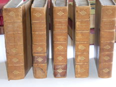 lot of 5 books - Charles Dickens - undated