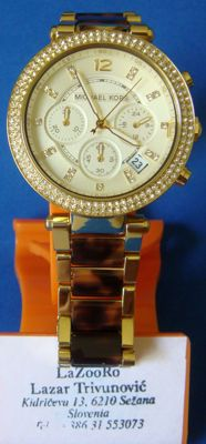 Michael Kors - Women's Parker Brown Watch - 2012 - MK5688