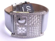Guess – G-Quad Silver – Women's watch