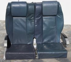 Plane seats from TAP A319 - Modified