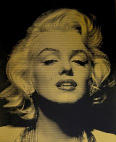 David Studwell - Gold Marilyn