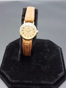 Lasita gold women's watch – 1980s