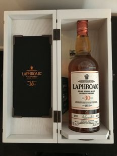 Laphroaig 30 years old - OB