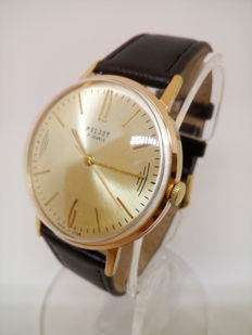 Poljot De luxe Ultraslim - Men's watch -  1980's - AU 20 - very good condition !.