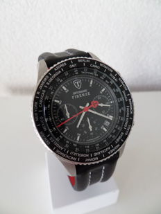 Detomaso Firenze SL1624C BK  –  Chronograph Men's Wristwatch – 2017