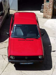 Volkswagen Polo - 1.2 l Gasoline CL Coupe - 1989