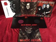 New Model Army Vinyl Collection