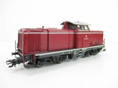 Märklin H0 - 3372 - Diesel locomotive BR 212 of the DB