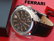 Ferrari sportiva — Men's wristwatch - New