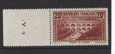 France 1929 - Monuments and sites - Yvert 262