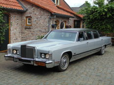 Lincoln - Continental 7.5 Limousine - 1979