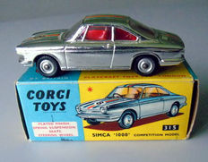 Corgi Toys - Échelle 1/43 -Simca 1000 Competition Model No.315