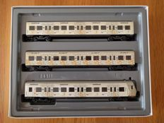 "Märklin H0 - 4389 - Carriage set ""S-Bahn"" of the DB"
