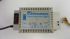 Viessmann - 5201 - Power transformer with 150VA operating lighting 16V & on/off switch for use on the entire model railroad