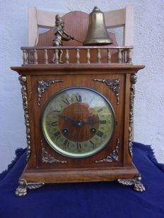 Table clock Belcanto Schwebegang – Germany 1969