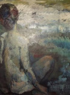 Firmado Lortinas - Two untitled works