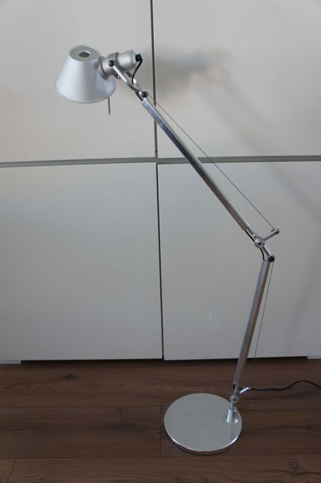 "G. Fassina and M. de Lucchi for Artemide – ""Tolomeo Tavolo"" lamp"