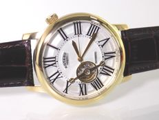 Rotary Switzerland Gold Automatic – Men's watch – 04 – 2017 – Never worn, new condition