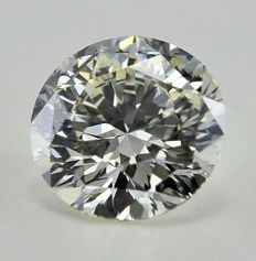 Diamond – 0.50 ct  Colour J/VS1