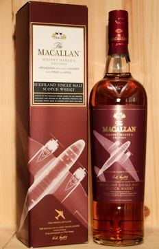 The Macallan classic travel range, 1930s Propeller Plane, Limited Edition