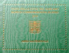 Vatican – 2 Euro – 2010 – Vatican Year of the Priest in Blister Packaging