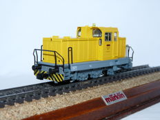Märklin H0 - 30881 - Diesel locomotive DHG-700 with flashing light, inscription: KRVM