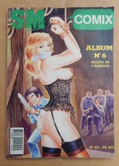 Comics; 20 magazines for adults - ca 1985