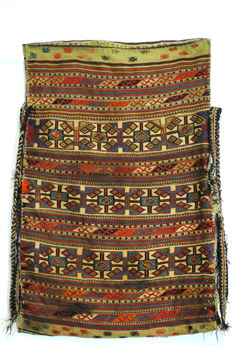 Shasavan Nomad's stock bag, around 1940.