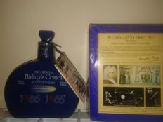 Halley's comet 12 years old 1985 - 1986 - decanter