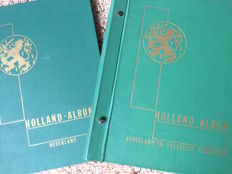 The Netherlands and Overseas – Collection in 2 albums