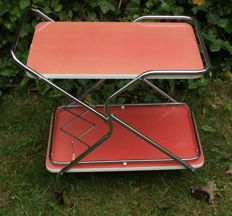 Torck – vintage drinks trolley