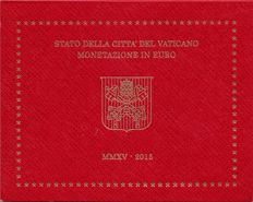 Vatican - Year pack 2015 - Francis